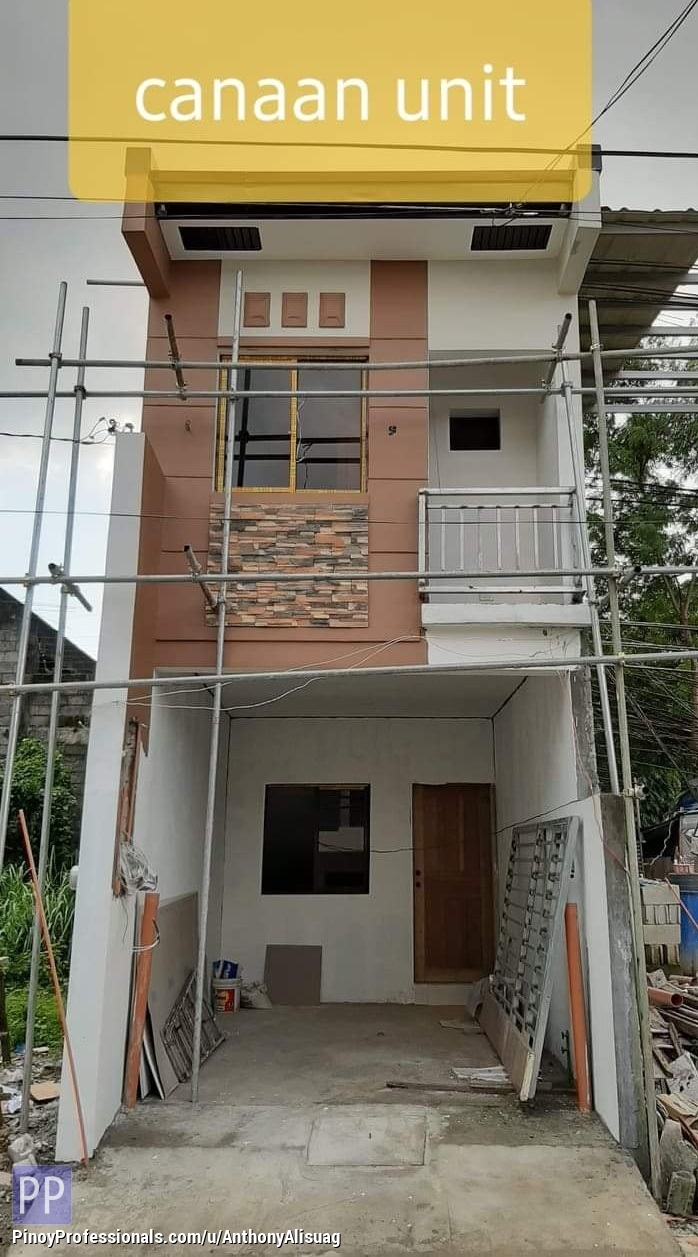 House for Sale - Ready For Occupancy 3BR Townhouse Canaan Residence North Olympus Quezon City