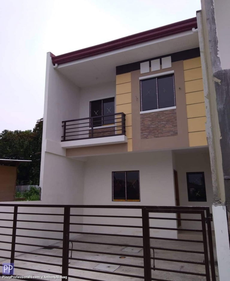 House for Sale - Ready For Occupancy 3BR Townhouse Marikit Atherton Residence Sauyo Quezon City