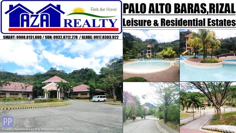Land for Sale - Palo Alto Vacant Lot For Sale Baras Rizal