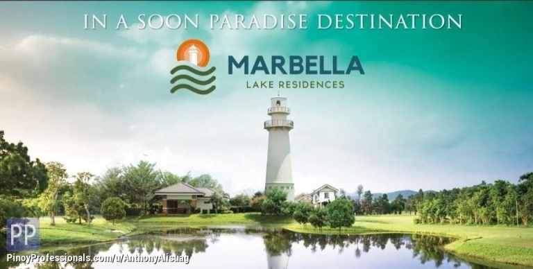 Land for Sale - Php 8,000/sqm. Residential Lot For Sale 150sqm. Marbella Lake Residences Victoria Laguna