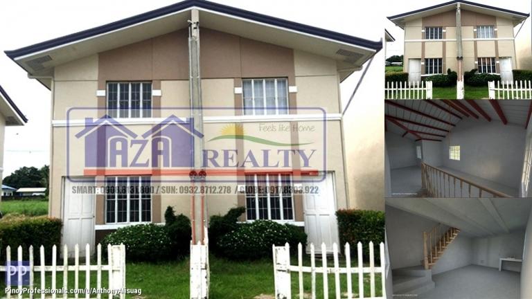 House for Sale - Php 9,278/Month Casa Segovia 2BR End Unit Duplex Baliuag Bulacan