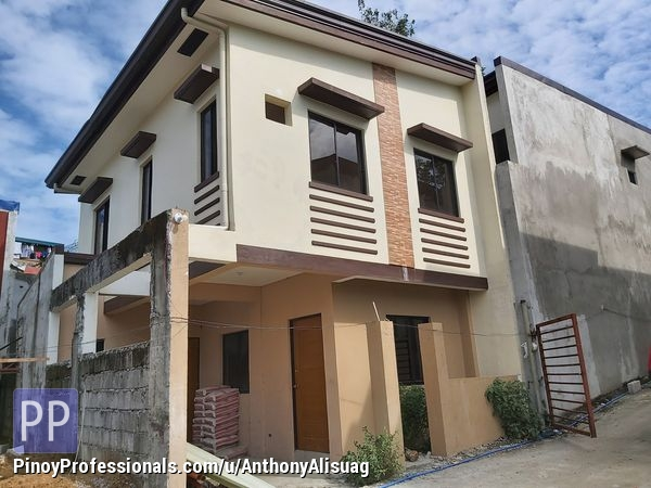 House for Sale - Php 30K Reservation Fee Makabud Estates Unit Single Attached 3BR 70sqm. Amparo Subdivision Caloocan City