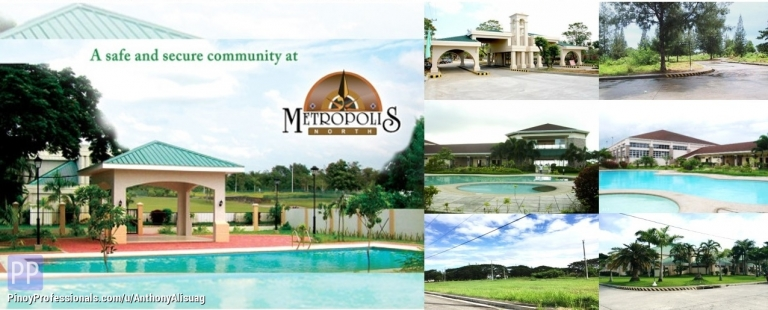 Land for Sale - Php 7,306/Month Vacant Lot For Sale 72sqm. Metropolis North Malolos Bulacan