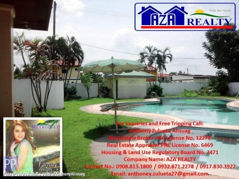 Land for Sale - 170sqm. Vacant Lot at 9K/sqm.Metropolis South Residential Estate San Pablo Laguna