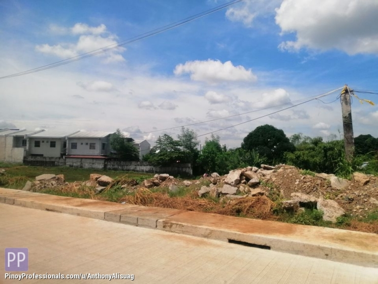 Land for Sale - Php 11,834/Month Centerpoint Vacant Land 76sqm. at Php 10K/sqm. San Jose Del Monte Bulacan