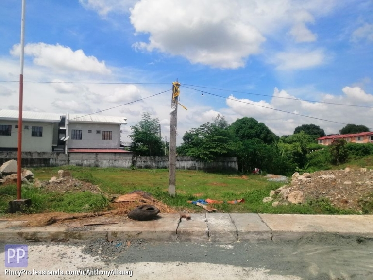 Land for Sale - Php 13,235/Month Centerpoint Vacant Property 85sqm. at Php 10K/sqm. San Jose Del Monte Bulacan