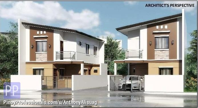 House for Sale - 94sqm. 3BR Single Attached Unit SA-6 Penguins Residences Zabarte Subdivision Quezon City