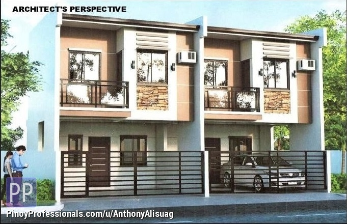 House for Sale - Villa Amore 99sqm. 3BR Townhouse TH-A9 Maligaya Park Subdivision Quezon City