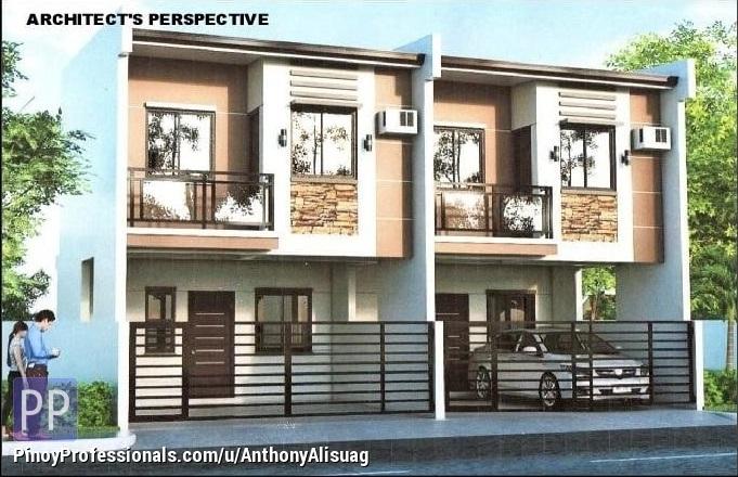 House for Sale - 95sqm. 3BR Townhouse Unit TH-4 Villas Amore Residences Maligaya Park Subdivision Quezon City