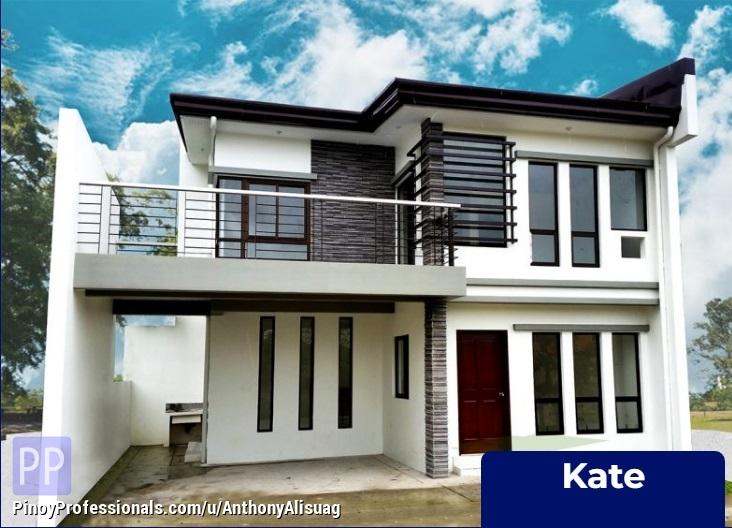 House for Sale - 4BR Kate Single Attached 154sqm. Dulalia Executive Village Valenzuela Valenzuela Metro Manila