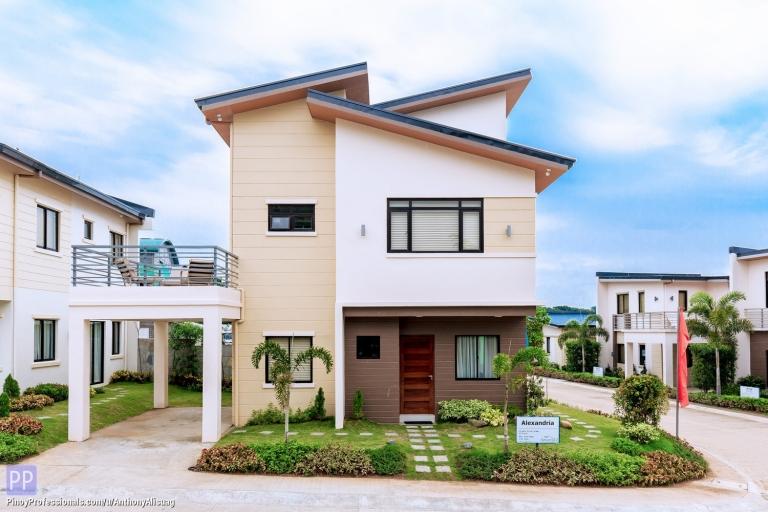 House for Sale - Amaresa 3 Alexandria 5BR Single Attached 174sqm. Marilao Bulacan