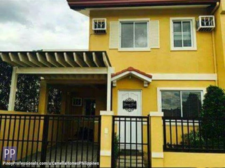 House for Sale - GIANNA TH End Unit (Ready For Occupancy)