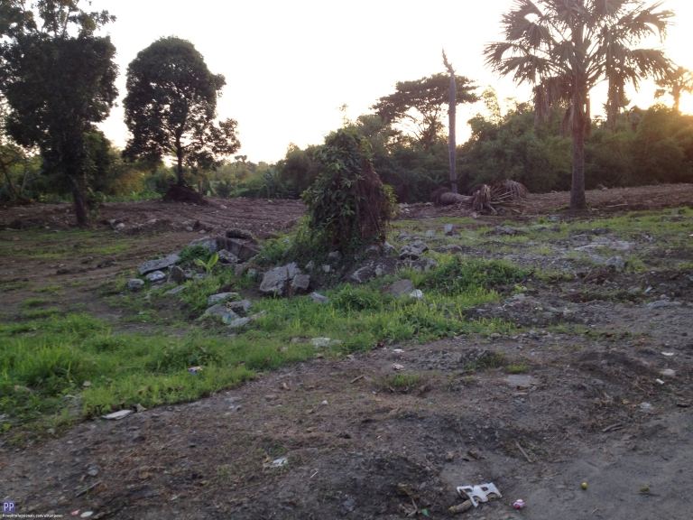 Land for Sale - Mayao Lucena - 6 Hectares Commercial Property for Sale along Diversion Road