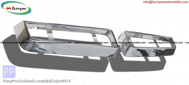 Car Parts and Accessories - Maserati Bora Front Grilles (1971-1978)