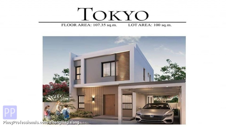 House for Sale - Anyana Bel-Air Tokyo Single Detached House and Lot