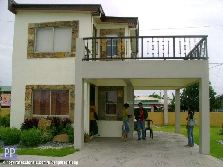 House for Sale - Carmona Estates - Oakwood Single Attached House and Lot