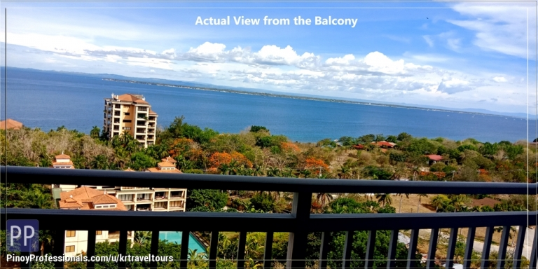 Apartment and Condo for Sale - For Sale/Assume: 15th Floor Amisa Mactan Cebu with Full Sea View