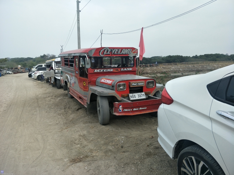 Transportation Services - Jeepney Rental