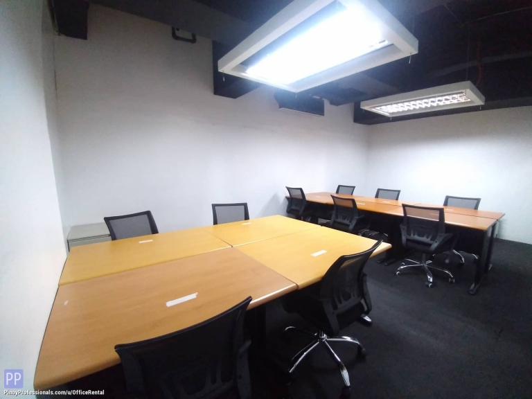 Office and Commercial Real Estate - For Rent: 23 SQM Makati Office for 10 Person