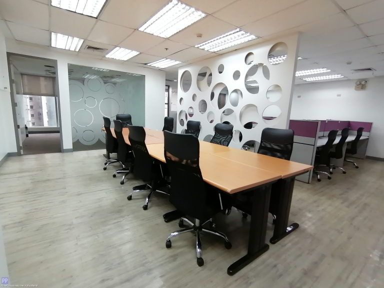 Office and Commercial Real Estate - 152 SQM. Furnished Office for Rent