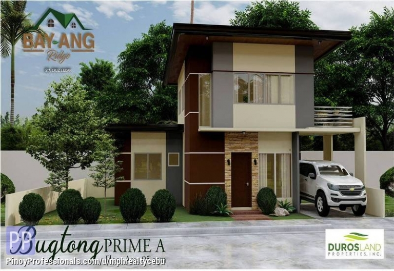 House for Sale - PRE SELLING HOUSE w/GOLF RIGHT LILOAN CEBU @Bay ang Prime