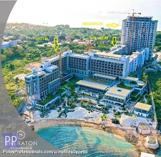 Apartment and Condo for Sale - 3BR BEACH VILLA WITH GARDEN SHERATON MACTAN CEBU
