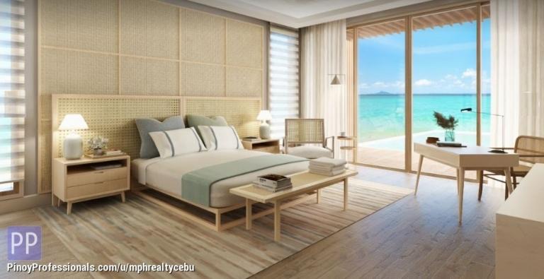 Apartment and Condo for Sale - 2 BEDROOM ARUGA BEACHFRONT CONDOMINIUM MACTAN CEBU