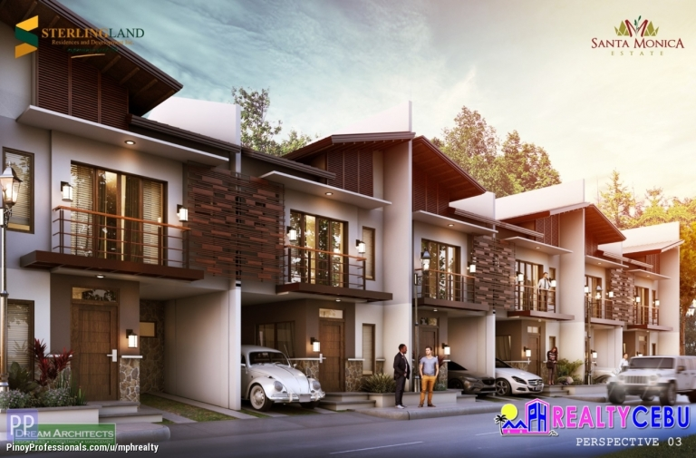 House for Sale - STA. MONICA ESTATE - 4BR SA HOUSE IN TISA LABANGON CEBU CITY