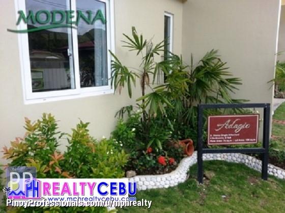 House for Sale - MODENA SUBDIVISION - ADAGIO MODEL 4BR HOUSE FOR SALE IN LILOAN