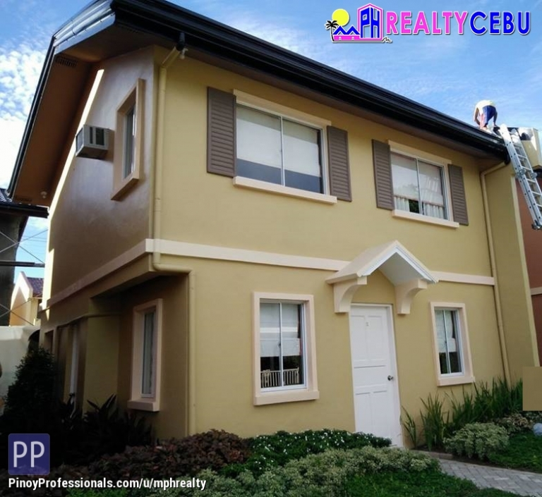 House for Sale - DANA - 3BR HOUSE FOR SALE IN CAMELLA PIT-OS CEBU CITY