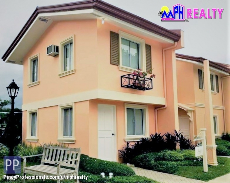 House for Sale - MARGA - RFO 2BR HOUSE IN CAMELLA RIVERFRONT PIT-OS CEBU CITY