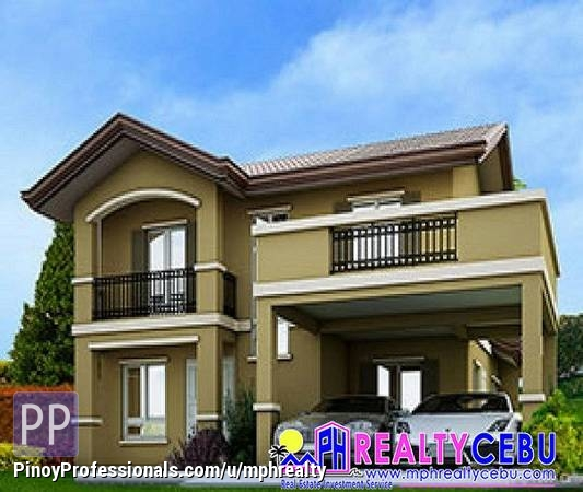 House for Sale - GRETA MODEL - 4BR SD HOUSE IN CAMELLA RIVERFRONT PIT-OS CEBU CITY