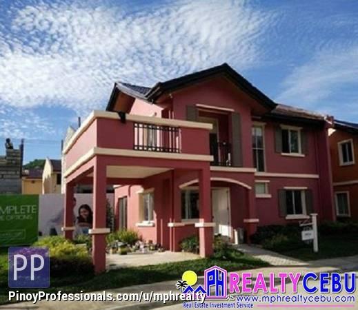 House for Sale - FREYA MODEL 4BR SINGLE FIREWALL HOUSE IN CAMELLA PIT-OS CEBU CITY