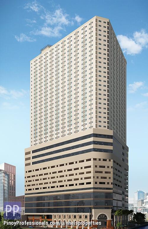 Apartment and Condo for Rent - Affodable Quiapo Condominium For Sale