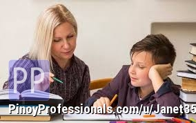 Education - Tutorial Home Services in Quezon City, Paranaque, Alabang, Mandaluyong, Pasig