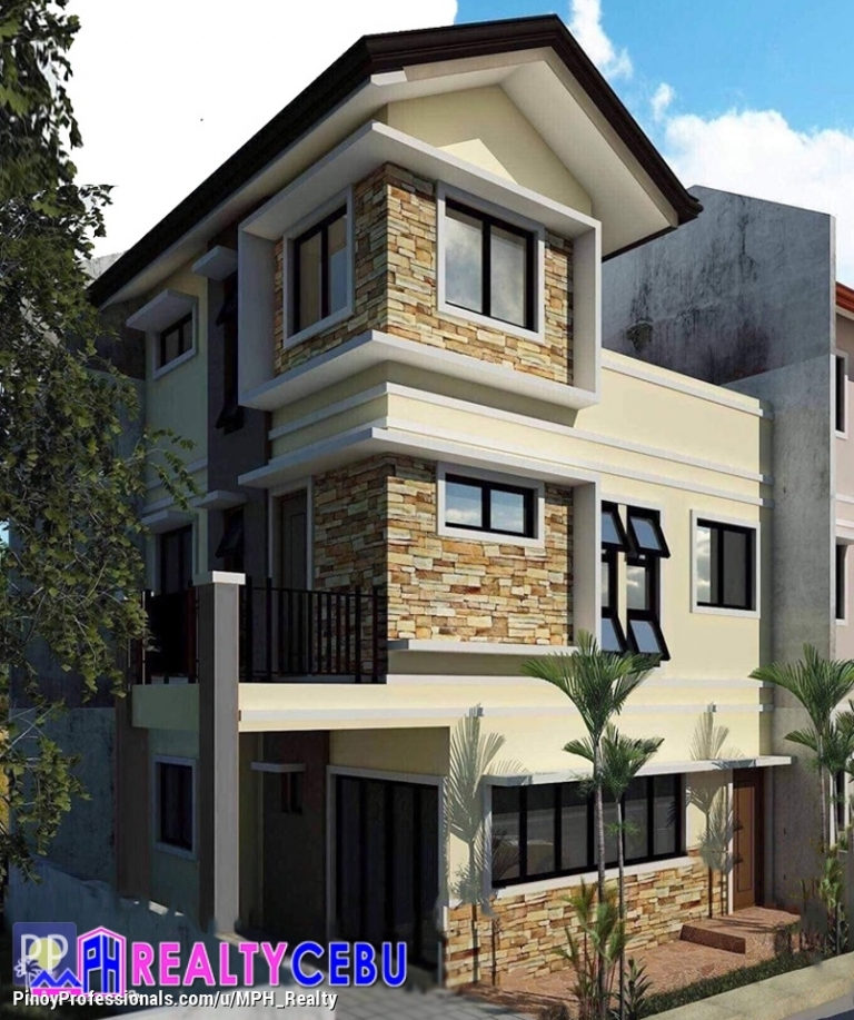 House for Sale - URBAN BLOCK - 4BR DUPLEX (B) HOUSE IN TALAMBAN CEBU CITY