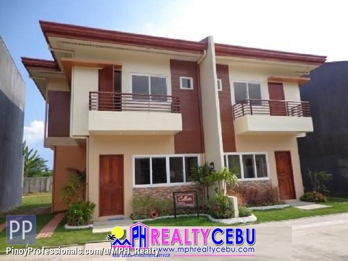 House for Sale - CALLISTO MODEL 3BR HOUSE FOR SALE IN MODENA LILOAN SUBDIVISION
