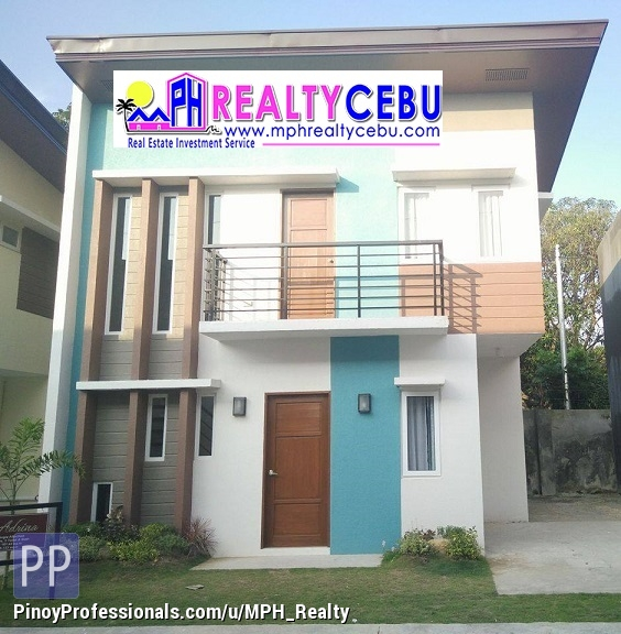 House for Sale - ADRINA MODEL 4BR HOUSE FOR SALE MODENA LILOAN SUBDIVISION