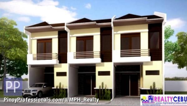 House for Sale - CORA MODEL 3BR TOWNHOUSE FOR SALE IN ANTONIOVILLE MANDAUE CEBU