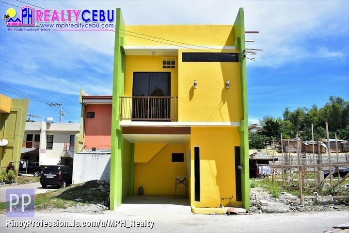 House for Sale - 3BR READY FOR OCCUPANCY HOUSE IN CONSOLACION CEBU