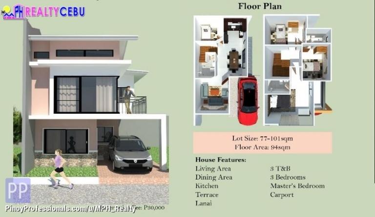 House for Sale - VICTORIA MODEL 4BR HOUSE FOR SALE IN CITADEL ESTATE LILOAN CEBU