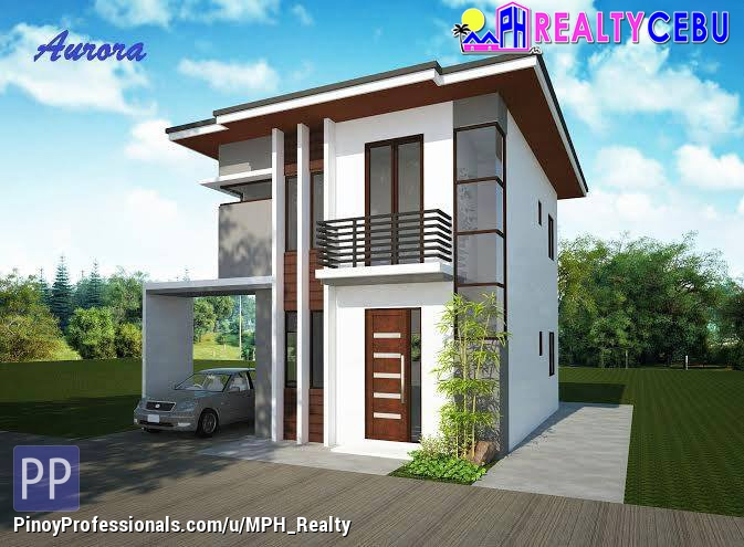 House for Sale - GUADA PLAINS - AURORA MODEL 4 BR HOUSE IN GUADALUPE CEBU CITY