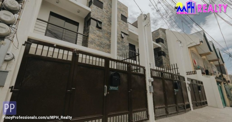 House for Sale - HOMEDALE RES. - 4BR HOUSE FOR SALE IN PUNTA PRINCESA CEBU CITY