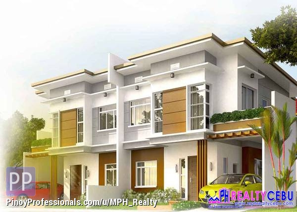 House for Sale - KAHALE RES. - 3BR END UNIT HOUSE FOR SALE IN MINGLANILLA CEBU