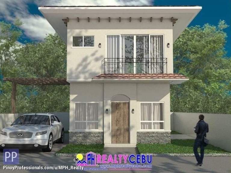 House for Sale - 3BR SINGLE DETACHED HOUSE IN PUEBLO SAN RICARDO MOHON, TALISAY CITY
