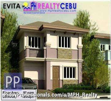 House for Sale - EVITA MODEL - 4BR HOUSE IN PACIFIC GRAND VILLAS MACTAN