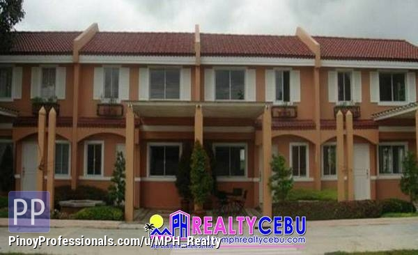 House for Sale - 4BR TOWNHOUSE FOR SALE AT THE COURTYARDS GUADALUPE CEBU CITY