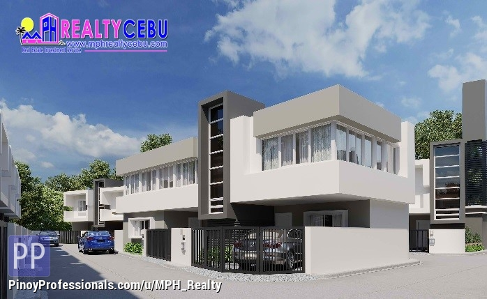 House for Sale - 318 EAST OVERLOOK - 3 BR TOWNHOUSE FOR SALE BANAWA CEBU CITY