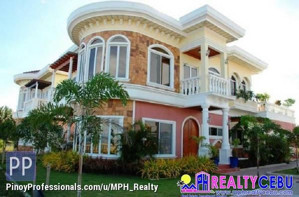 House for Sale - ALLESANDRA MODEL -4BR HOUSE IN FONTE DE VERSAILES MINGLANILLA