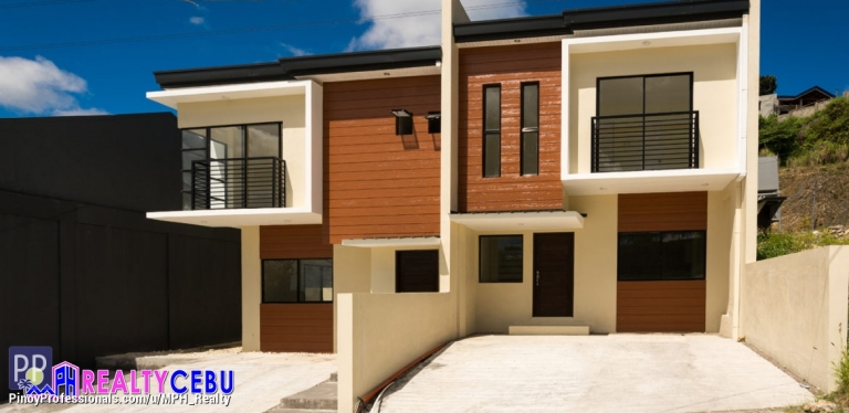 House for Sale - LILY MODEL 3BR TOWNHOUSE IN LEGRAND HEIGHTS TAWASON MANDAUE